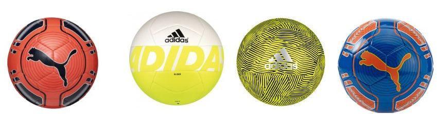 Adidas und Puma Fussbälle günstig im Amazon Wintersale   schon ab 4,31€