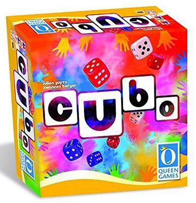 Queen Games Cubo Brettspiel für 4,52€ (statt 9€)   Plus Produkt