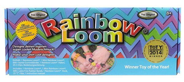 Rainbow Loom Starterset für 2,47€ (statt 9€)   Plus Produkt!