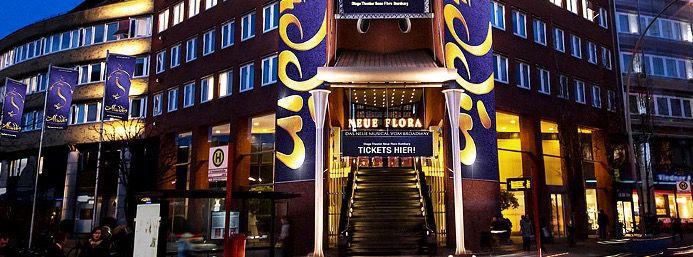Aladdin Musical Hamburg + 1 ÜN im 4*  oder 5* Hotel ab 106€ p.P.