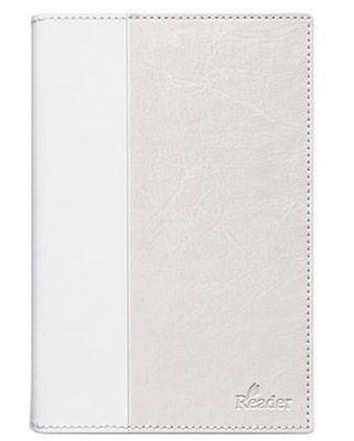 Reader Schutzhuelle Sony 6 Zoll PRS T1/2 Reader Schutzhülle Weiß für 1,99€ (statt 7€)