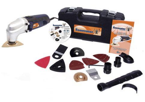 Renovator Standard Multitool mit Zubehör für 49,99€ (statt 100€)