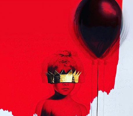 Rihanna Anti Rihanna Album ANTI gratis downloaden   auch FLAC Format!