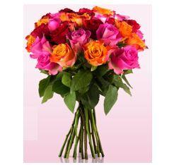 34 Shiny Roses für 20,98€ + 50% auf Schmuck