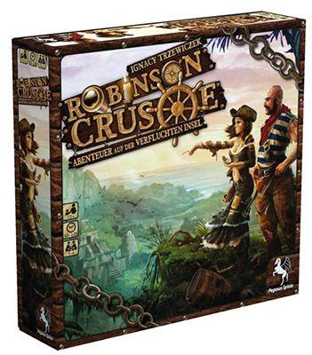 Robinson Crusoe   Abenteuer auf der verfluchten Insel für 23,79€ (statt 31€)