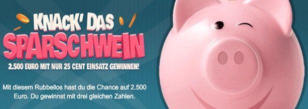 1 Tipp Lotto 6 aus 49 + 25 Rubbellose für 1,99€   nur Neukunden!