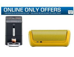 JBL FLIP II mit Dockingstation statt 70€ für 55€ bei den SATURN Online Offers