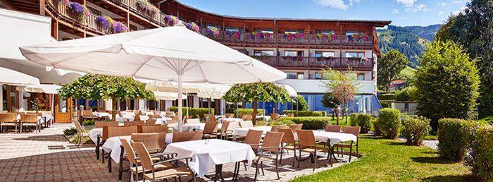 2 ÜN im Salzburger 4* Hotel Alpenhaus Kaprun ab 129€ p.P.
