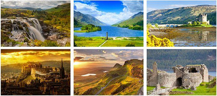 8 Tage Schottland Autorundreise mit Flügen, Mietwagen und Co. ab 269€ p.P.