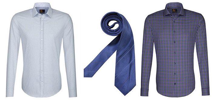 Seidensticker Sale mit 3 für 2 Aktion   Hemden, Krawatten und Co.