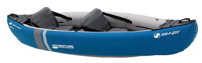 Sevylor Adventure Kayak Sevylor Adventure   314cm aufblasbares 2 Personen Kajak für 159,23