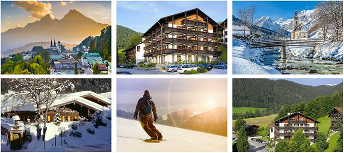 3 8 Tage Berchtesgaden mit Ultra All inclusive Verpflegung ab 99€ p.P.