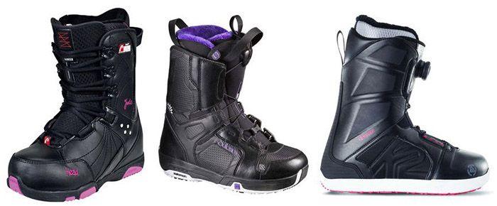 Snowboard Boots je nur 50€ + VSK frei bei B.O.C.