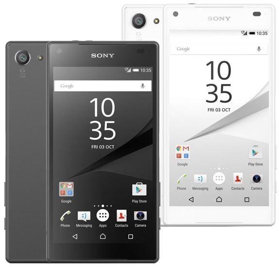 Sony Xperia Z5 Compact1 Sony Xperia Z5 Compact für effektiv 359,90€ (statt 378€)