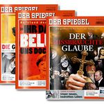 7 Ausgaben DER SPIEGEL + 15€ Amazon.de Gutschein für 21€