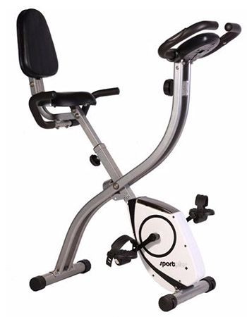 SportPlus S Bike SP HT 1003 Heimtrainer für 109€ (statt 135€)