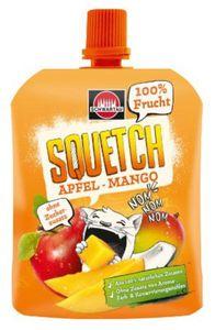 Fehler? 12er Pack Squetch Apfel Mango Fruchtpüree ab 4,12€ (statt 16€)