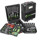 Starkmann Blackline Werkzeugkoffer 399-teilig für 89,99€