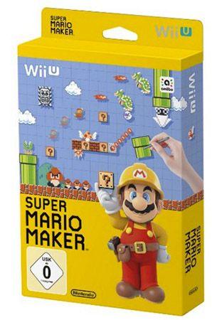 Super Mario Maker Super Mario Maker (Wii U) für 29,97€ (statt 40€)