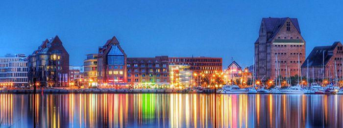 3 Tage Rostock im 4 Sterne Hotel mit Wellness & Frühstück ab 80€ p.P.