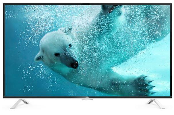 TCL U50S6806S   50 Zoll UHD Smart TV mit triple Tuner für 469,99€ (statt 600€)