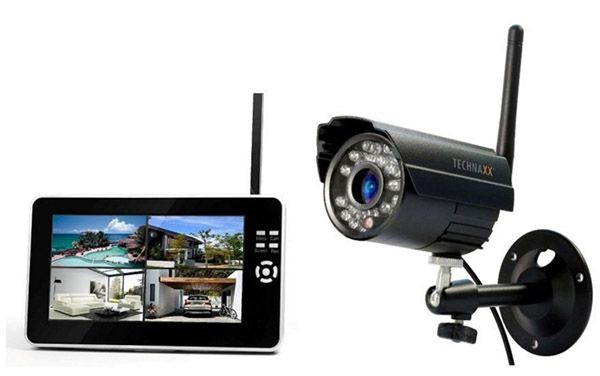 Technaxx TX 28 Technaxx TX 28 Easy Security Camera Set für 99,90€ (statt 142€)
