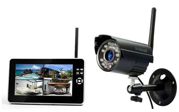 Technaxx TX 28 Easy Security Camera Set für 99,90€ (statt 142€)