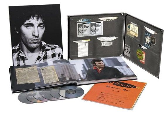 Bruce Springsteen The Ties That Bind: The River Collection für 63,64€ (statt 89€)