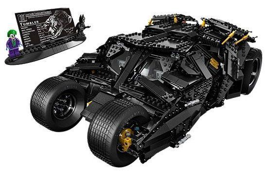 Lego Super Heroes   The Tumbler für 199,99€ (statt 335€)