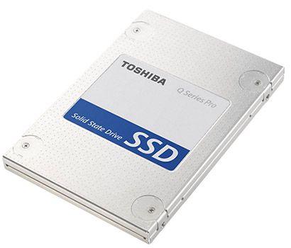 Toshiba Q Series Pro 256GB SSD ab 79€ (statt 108€)