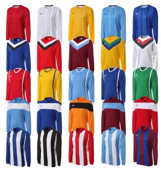 Umbro Shirts Umbro Sport Trikots für Kinder & Herren je nur 8,99€