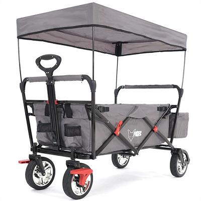 Fuxtec CT 500 Bollerwagen für 119€ (statt 139€)