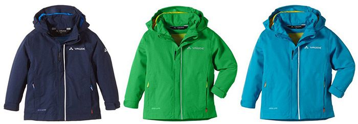 Vaude Escape Light Kinderjacke ab 26,85€ (statt 53€)