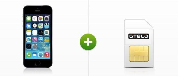 Vodafone Allnet Flat mit 500MB + iPhone 5S 32GB für 19,99€ mtl.