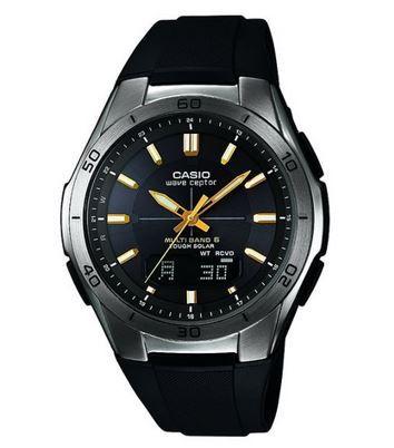 WVA M640B 1A2ER Casio Wave Ceptor   Herren Solar Uhr statt 169€ für 114,99€