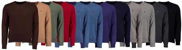 Wollpullover Polo Ralph Lauren Wollpullover für je 64,90€ (statt 100€)