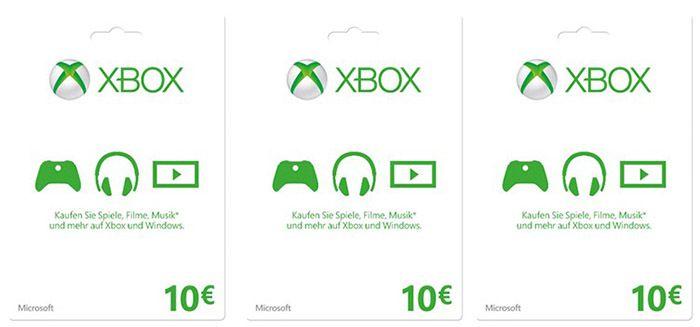 30€ Xbox Live Guthaben für 25€
