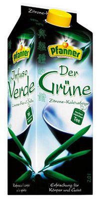 6er Pack Pfanner Der Grüne Zitrone Kaktusfeige 2 Liter für 5,94€ (statt 11€)