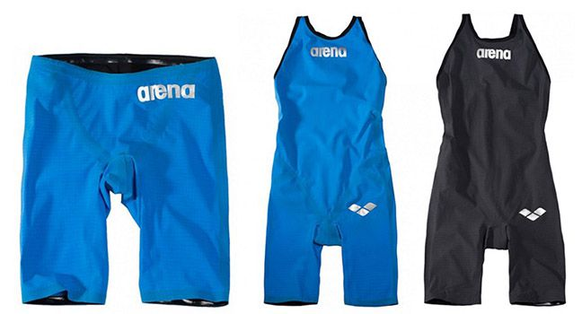 arena Powerskin Carbon arena Powerskin Carbon Schwimmanzug & Hose für je 54,99€ (statt 80€)
