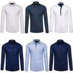 BOLF Langarm-Freizeithemd für 16,50€ – verschiedene Modelle verfügbar