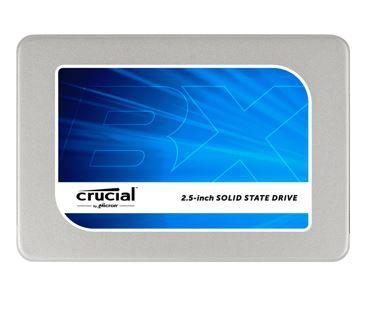 Crucial BX200   interne SSD mit 240GB für 50€