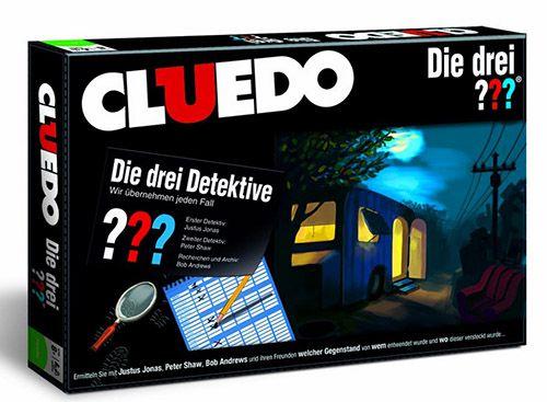 die drei fragezeichen Cluedo   Die Drei ??? für 15,44€ (statt 26€)