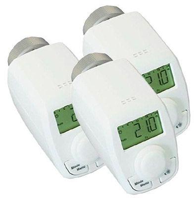 3er Set eQ 3 Model P Heizkörperthermostat für 29,90€