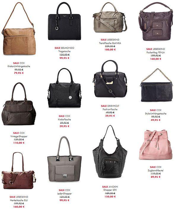 Görtz Marken Taschen Sale + 20% Extra