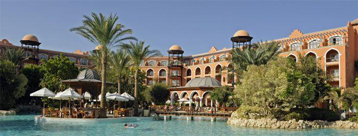Grand Resort Hurghada: 1 Woche 5* Hotel inkl. Flug, Transfer u. All Inclusive nur 329 €