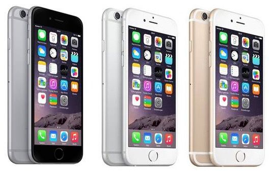 Apple iPhone 6 Plus 16GB + Vodafone Allnet + 1GB LTE ab 24€ mtl.   TOP!