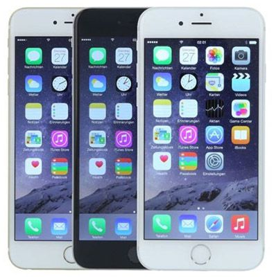 iPhone 6 iPhone 6 mit 128GB für 419€ (statt 600€)   refurbished!