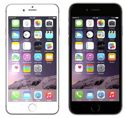 iPhone 6 16GB für 429€ oder iPhone 6S 16GB für 529€   Demoware!
