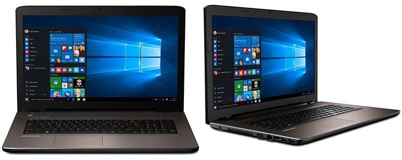 medion laptop MEDION® AKOYA® E7415 (i5, 4GB, 500GB, Win10, 17.3 Zoll) für 458,84€ (statt 509€)