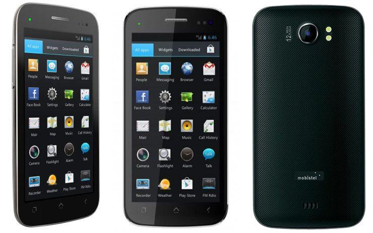 Mobistel Cynus T2 Smartphone für 55,55€ (statt 75€)